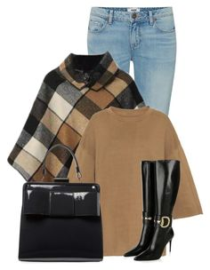 """""""Untitled #14434"""" by nanette-253 ❤ liked on Polyvore featuring Paige Denim, adidas Originals, Gucci, Orla Kiely, women's clothing, women, female, woman, misses and juniors"""