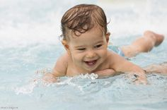 Help your little one enjoy their swimming experience