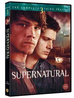 9,95€ Supernatural - Kausi 3 (5 disc) (DVD) Huom.Kimppatarjous 2 leffaa 14,95€