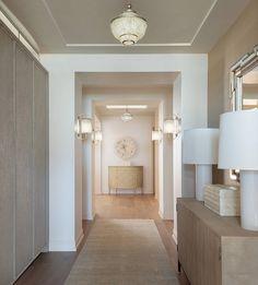 Limed Oak Doors. Foyer features Limed Oak closet doors. Limed Oak. #LimedOak #Foyer #ClosetDoors BCB Homes, Inc.