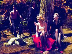 Sunday in the Park W Magazine, August 2009 Photographers: Mert Alas & Marcus Piggot Stylist: Alex White. Editorials