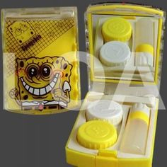 porta lenti spongebob :D