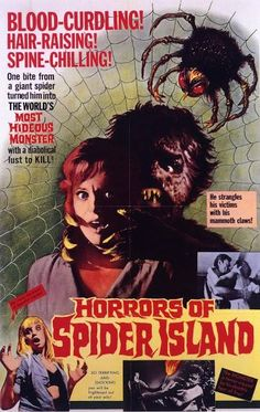 deserted island horror movies