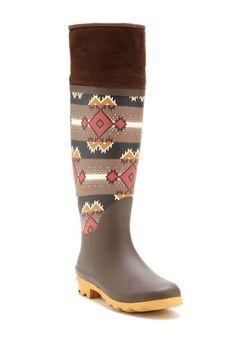 Rainey Southwest Rain Boot $32.00