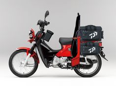 Honda CROSS CUB FISHING CUSTOMIZE CONCEPT - Google 検索
