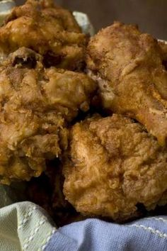 We love Fried Chicken! Check out this great recipe!