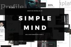 Simplemind Powerpoint Template Templates **Content Of Product**- Simplemind Multipurpose PowerPoint Template- Documentation ( Pages and PD by Mikoslide Poster Presentation Template, Project Presentation, Microsoft Powerpoint, Marketing Presentation, Creative Infographic, Lights Background, Keynote Template