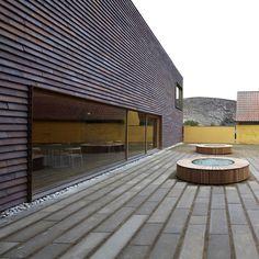 Nice Brick Facade - Architects: Lundgaard og Tranberg