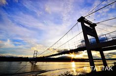 Rattanakosin Bridge. _Bridge, TAK