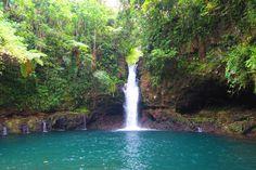 Afu Aau Falls Savaii Island – Samoa