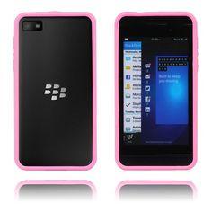 Anti-Shock (Rosa) Blackberry Z10 Bumper Blackberry Z10