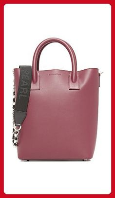 Mother of Pearl Women's Hoxton Mini Tote, Burgundy, One Size - Totes (*Amazon Partner-Link)