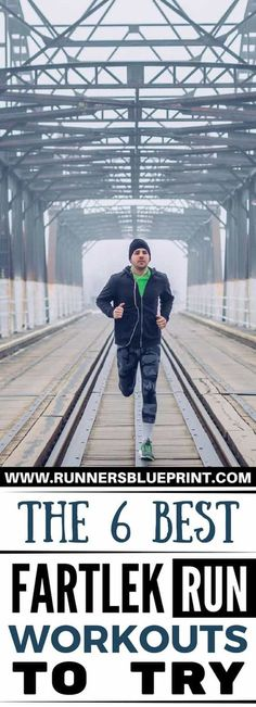 """Fartlek is a Swedish term that translates as """"Speed play"""", and as the name implies, Fartlek training is all about playing with your speed by performing boots of fast and slow running over varying distances. http://www.runnersblueprint.com/best-fartlek-run-workouts/ #Fartlek #Running"""