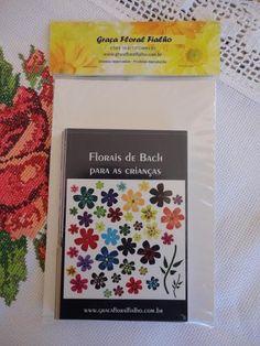 jogo com 40 Cards Florais de Bach e as Crianças