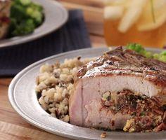 8 Easy Pork Chop Recipes Pan Fried Pork Chops, Seared Pork Chops, Cooking Pork Chops, Apple Pork Chops, Pork Ribs Grilled, Baked Pork, Easy Pork Chop Recipes, Pork Recipes