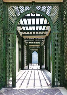 palace for Sheikh Mohamed Bin Suhaim Al-Thani