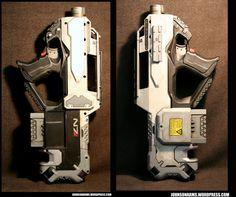Nerf Mod Inspiration: Mass Effect - Nerf gun Center