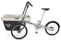 Taga 2.0 is the ultimate, affordable family bike that meets every modern family's basic needs.