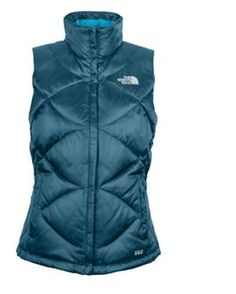 Octopus Blue North Face Vest