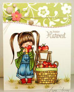 Happy harvest...