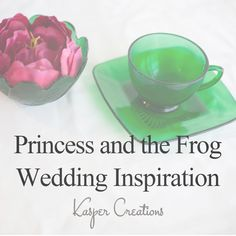Disney Inspired Wedding #12 :: Princess and the Frog (New Orleans, Outdoor)