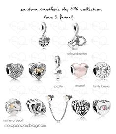 Pandora Mother's Day 2016 Preview - love family