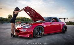 #Honda S2000 with Beauty www.asautoparts.com