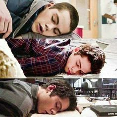 Teen Wolf Fanfic and 50 Shades of Gray. Dylan O& is a sarcastic… . - Teen Wolf Fanfic and 50 Shades of Gray. Dylan O& is a sarcastic… Romance - Teen Wolf Stiles, Teen Wolf Cast, Corey Teen Wolf, Teen Wolf Dylan, Stiles And Malia, Scott And Stiles, Teen Wolf Memes, Teen Wolf Funny, Scott Mccall