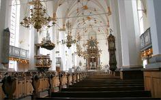 Copenhagen Round Tower - Triniti Church
