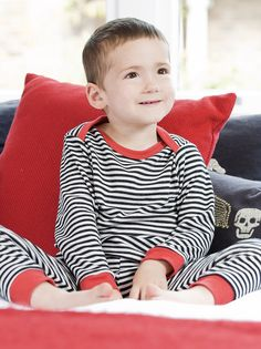 Cheeky Jeffrey's Jammies ~ our snuggly soft new autumn #kids #pyjamas that are perfect for little and big monkeys