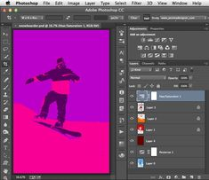 The Ultimate Guide to Adjustment Layers - Invert, Posterize, and Threshold By Martin Perhiniak