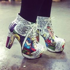9 Conscious Tips: Shoes Sneakers Yeezy basketball shoes outfit. Stilettos, High Heels, Cute Shoes, Me Too Shoes, Awesome Shoes, Comic Book Shoes, Mary Janes, Christian Louboutin, Shoe Boots