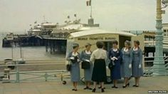 BBC News - Brighton and Hove bringing back 'promettes' New Brighton, Brighton And Hove, Happy City, Bbc News, Cities, Bring It On, England, Street View, City