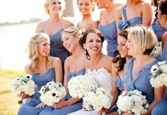How Do You Mix and Match Your Bridesmaid Dresses? These tips will help!