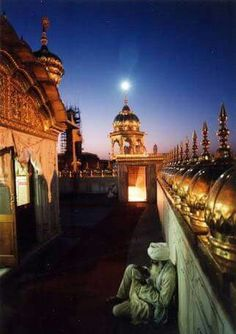 Banis in the Morning by Gurumustuk Singh Harmandir Sahib, Golden Temple Amritsar, Daily Prayer, Statue Of Liberty, Fair Grounds, Photo And Video, World, Travel, Blessings