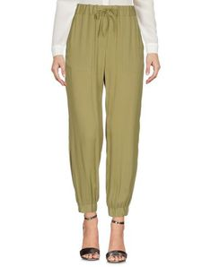 GOLD CASE Women's Casual pants Military green 8 US