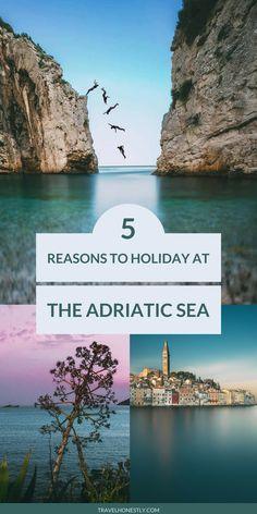 Croatian Coast   Croatia Travel   Croatian Beaches   Adriatic Sea   Croatia Photography