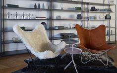 This Showroom in Latvia Delights Us With Contemporary Furniture/ SEE MORE: http://modernhomedecor.eu/modern-furniture/showroom-latvia-contemporary-furniture/