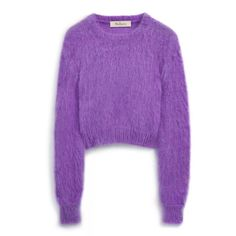 Mulberry Cassis Mohair