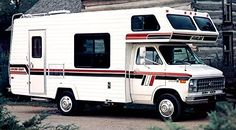 vintage class  motorhome  ford travel craftjpg