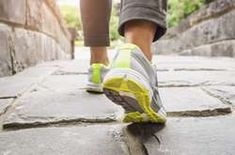 5 Benefits of Walking 30 Minutes a Day (and how to get started) - BioTrust - Taking a walk may seem like a necessity, but not a workout. But did you know there are 5 amazing health benefits of walking just 30 minutes daily? Walking Training, Walking Exercise, My Fitness Pal, Fitness Tips, Health Fitness, Fitness Workouts, Lose 50 Pounds, 20 Pounds, Health Benefits Of Walking