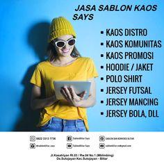 Download Sablon Dan Konveksi Blitar Sablonblitarco Profil Pinterest