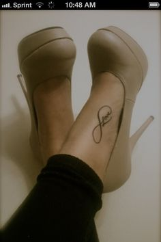 Tattoo me and my mom are getting :) !