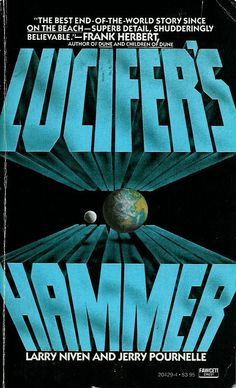 Lucifer's Hammer - Larry Niven  Jerry Pournelle