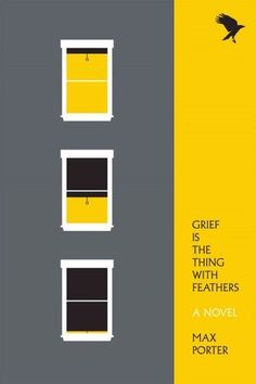 "Grief Is the Thing with Feathers by Max Porter: ""Unlike any other novel or memoir on grief this piece of poetic prose tells you nothing. It brings to life the pain, anger, and violence of grief."" -Amanda from The Strand New Books, Good Books, Books To Read, Missouri, Self Described, Literary Fiction, First Novel, My Father, The Guardian"