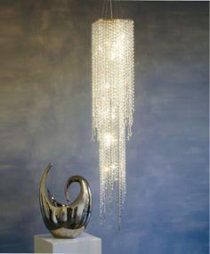 Modern design chandeliers by Dettagli Design