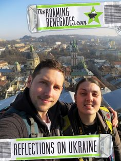 Travel lessons: Reflections on visiting Ukraine - The Roaming Renegades Under The Shadow, Across The Border, Wild Dogs, Any Book, New Perspective, The Real World, Getting Out, Amazing Nature, Ukraine