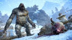 Far Cry 4 Valley of the Yetis DLC available now on Xbox