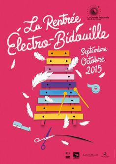 La Rentrée Electro Bidouille - La Grande Passerelle © Pollen Studio