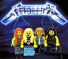 Bekannte Bands aus Lego | KlonBlog